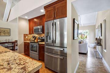 Modern Amenities and Appliances
