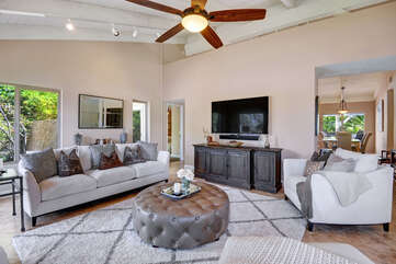 Comfortable Furnishings and Living Spaces