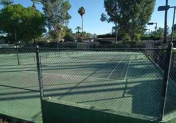 Portola Village Tennis Courts