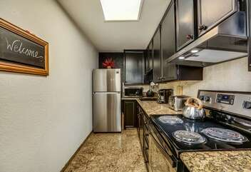 Brand New Stainless Appliances