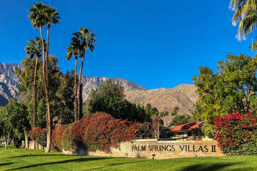 Welcome Home to Palm Springs Villas II