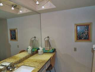 Another View of Guest Bathroom