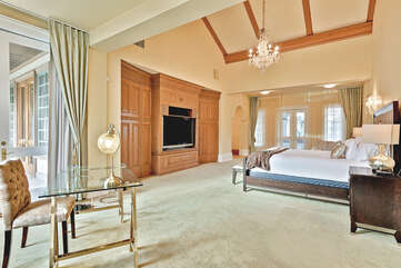 Reverse View of Master Suite