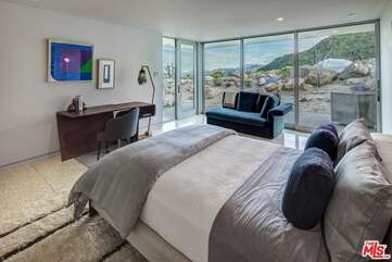 Guest Bedroom 3 With View