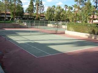Palm Villas Community Courts