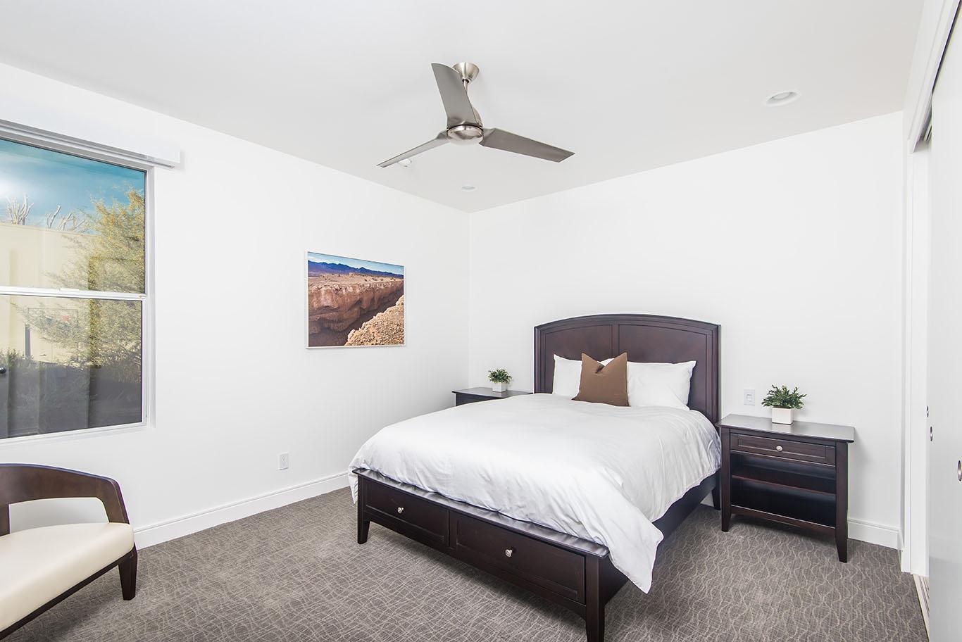 Guest Room 1 with Queen Bed