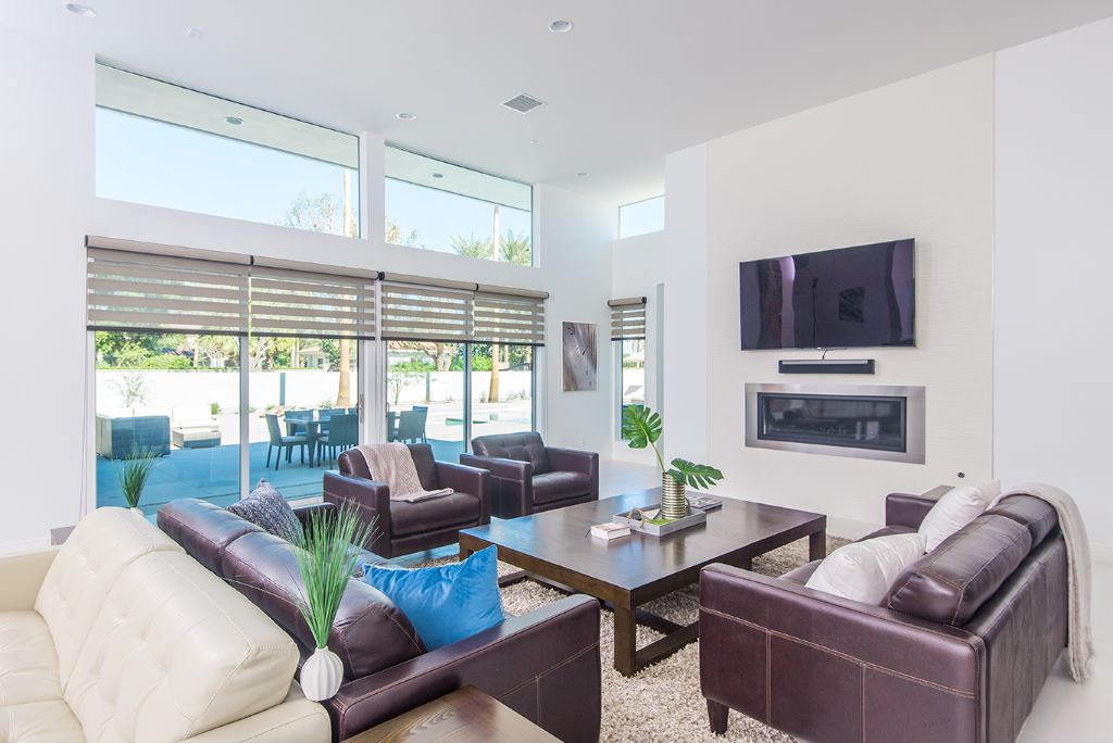Comfortable Contemporary Seating