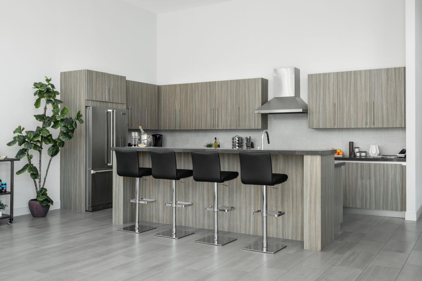 View of Kitchen Bar
