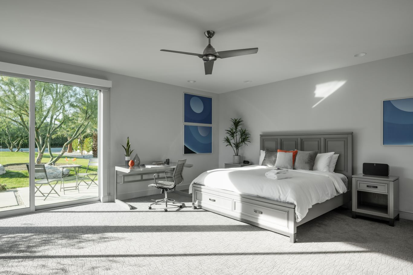 Master Suite 1 with King Bed