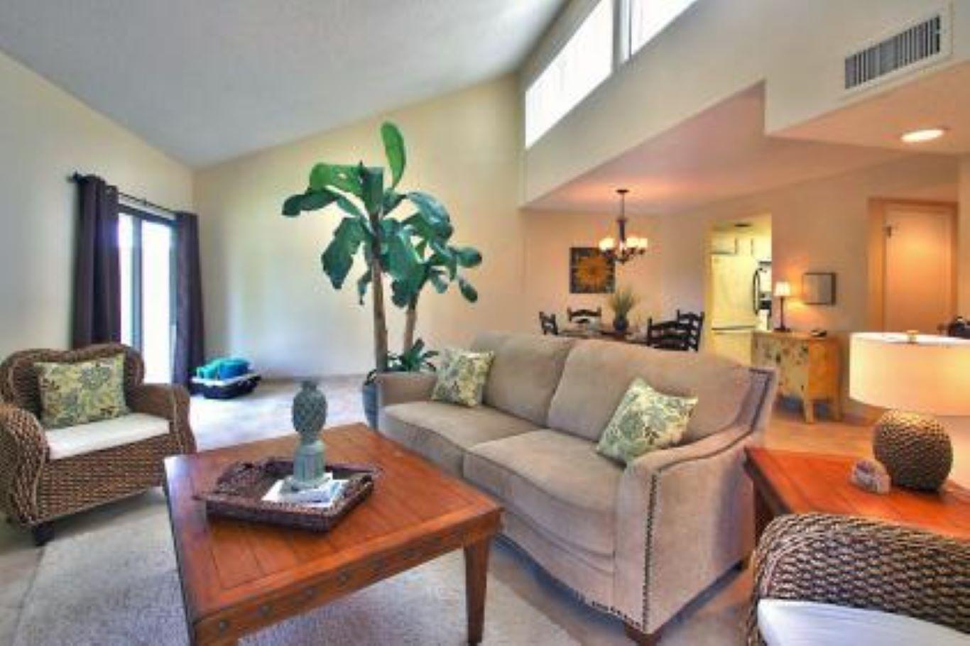 View Across Living Room