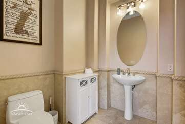 Bathroom 4 Half bath