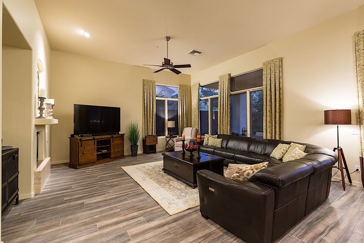 Great space for the family to gather