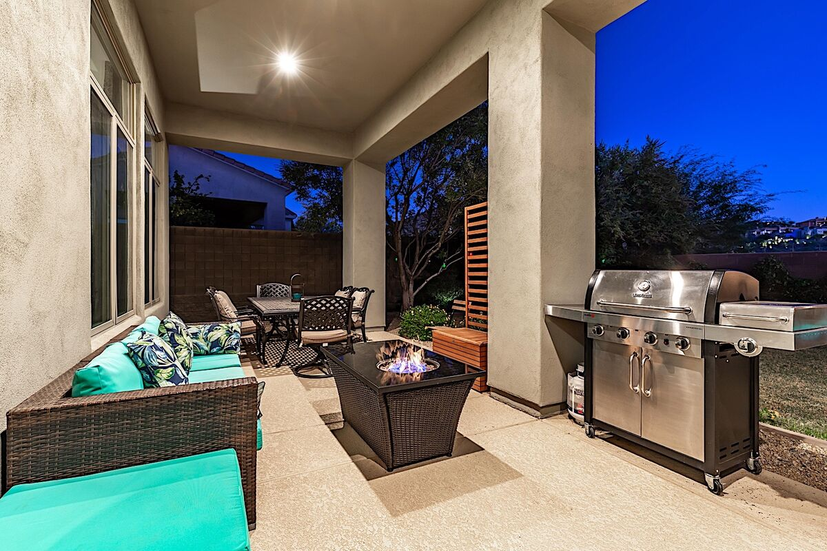 Perfect for outdoor entertaining