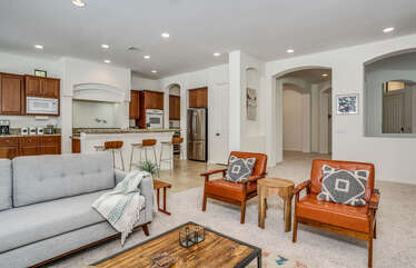 Tall Ceilings and Elbow Room