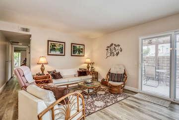 Quaint and Cozy Living Room