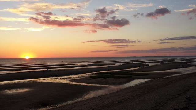 Sunset at 1st Encounter Beach-not to be missed! Eastham Cape Cod - New England Vacation Rentals