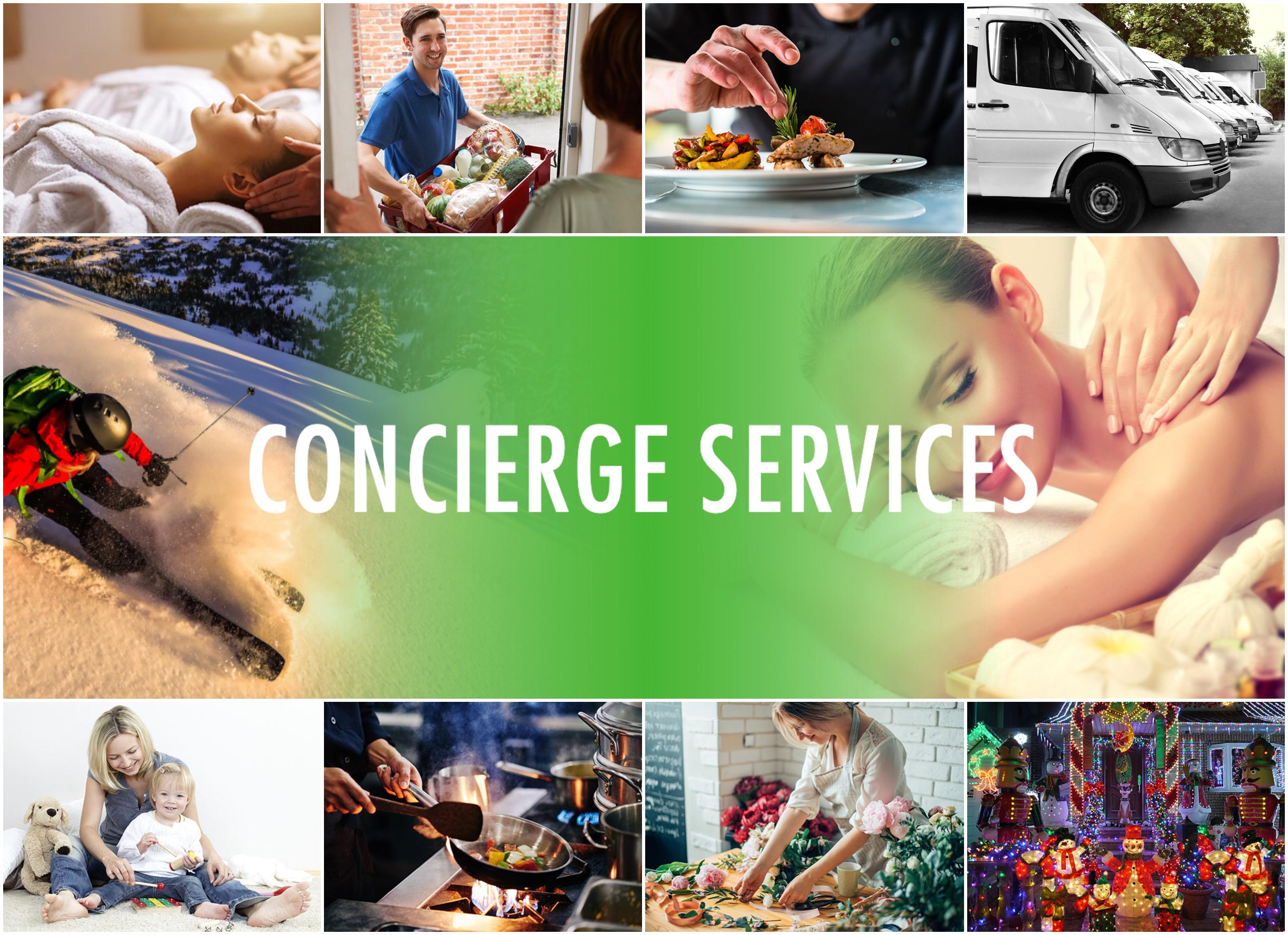 Discounted concierge services