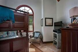 Bunk bedroom room