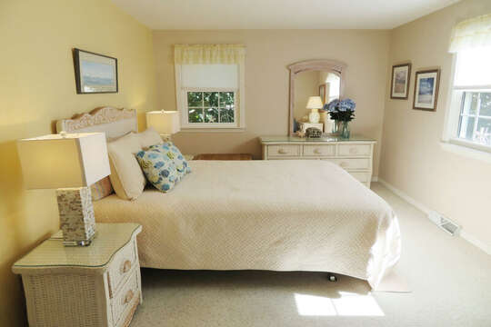 Bedroom #2 King bed -or 2 Twins - you pick! another view-30 Chatham Crest Drive Chatham Cape Cod - New England Vacation Rentals