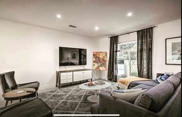 Luxurious Amenities and Furniture