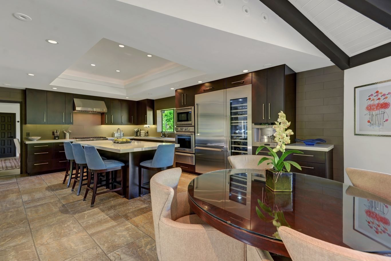 Kitchen Table to Kitchen