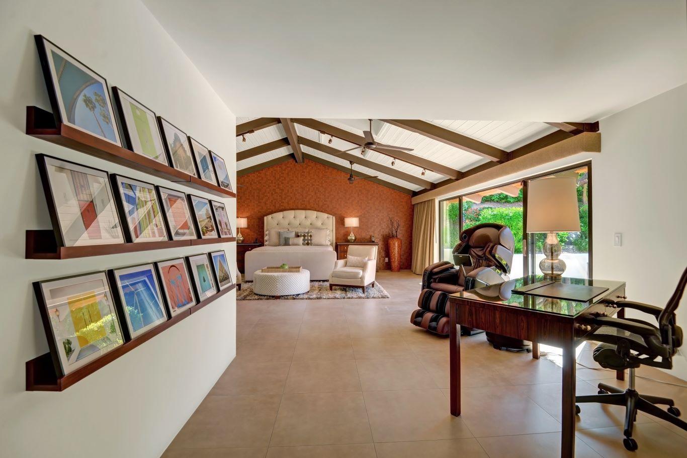 Master Bedroom Reverse View