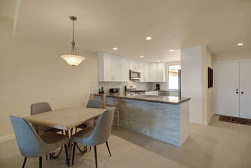 Open Concept Kitchen / Dining / Living Room