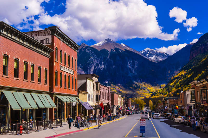 Canyon View Circle Private Home Vacation Rental Lodging In Telluride