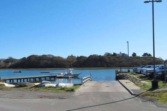 Public Boat Ramp -Oyster River-Barn Hill Road Chatham Cape Cod - New England Vacation Rentals