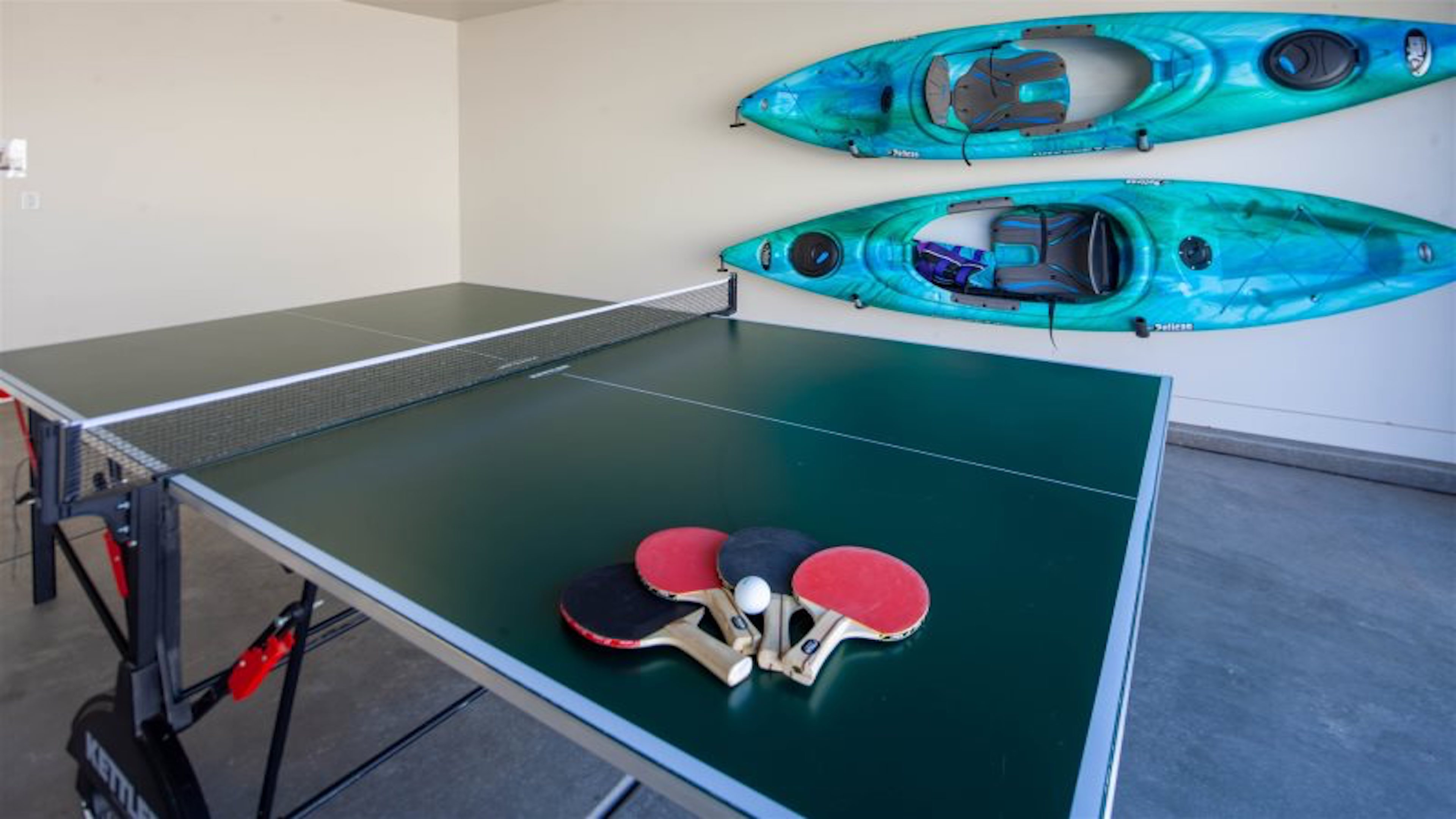 Ping Pong Table (in Garage)