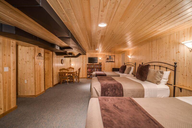 Part of Riverside Cabin