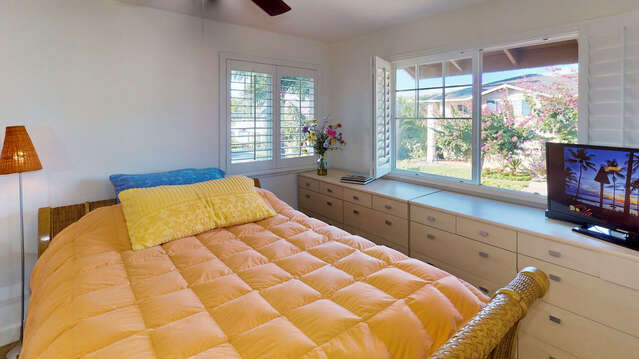 Third Bedroom with Queen Bed
