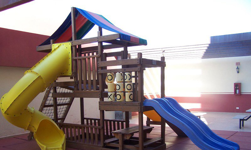 Children's Play Ground, on The 3rd Floor.