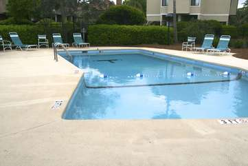 The Sealoft neighborhood pool is just down the street.