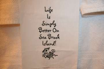 Life simply is better on Seabrook Island and at 546 Tarpon Pond!