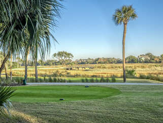 Enjoy the low country view