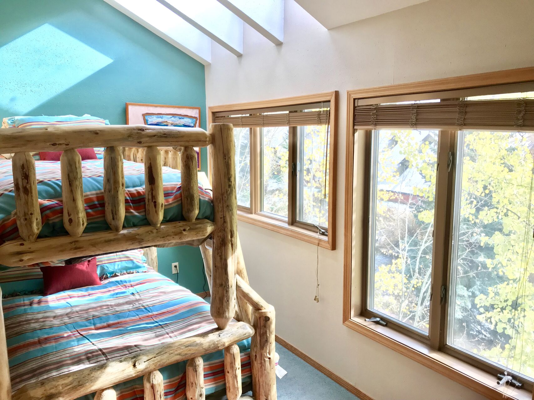 Bedroom with Full/Full Bunk Beds