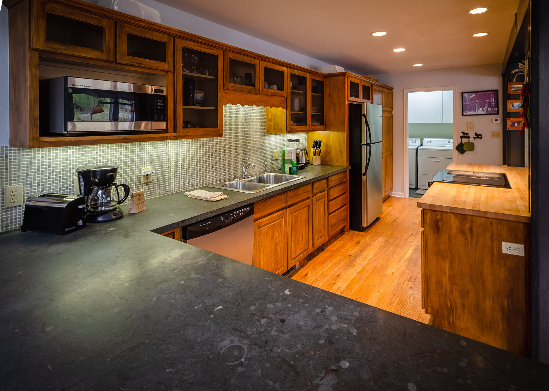 Fuly Equipped Kitchen