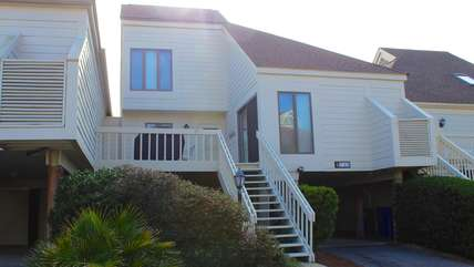 735 Spinnaker is perfectly located for your Seabrook vacation.