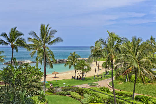 Gorgeous Ocean View from your Ko Olina Villa