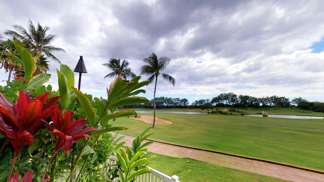 An Image Overlooking the Spacious Golf Course.