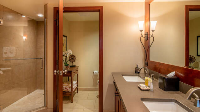 Bathroom in Beach VIllas OT-603