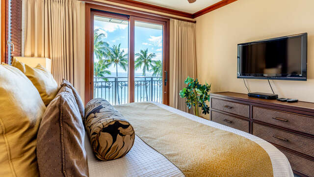 An Ocean View Right from the Bed