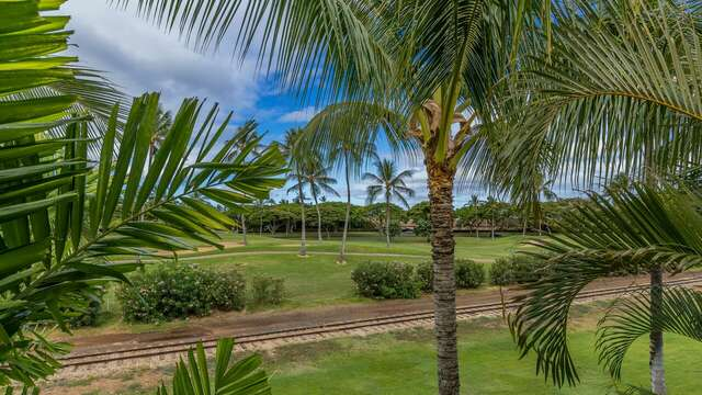 View from the Upper Lanai