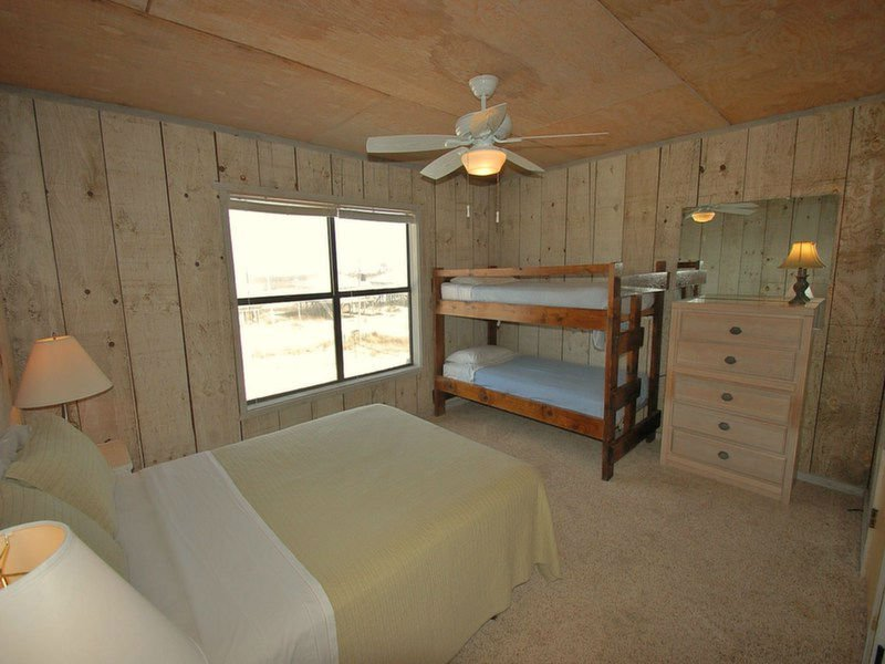 Guest Suite with Queen Bed and Twin Bunk Bed
