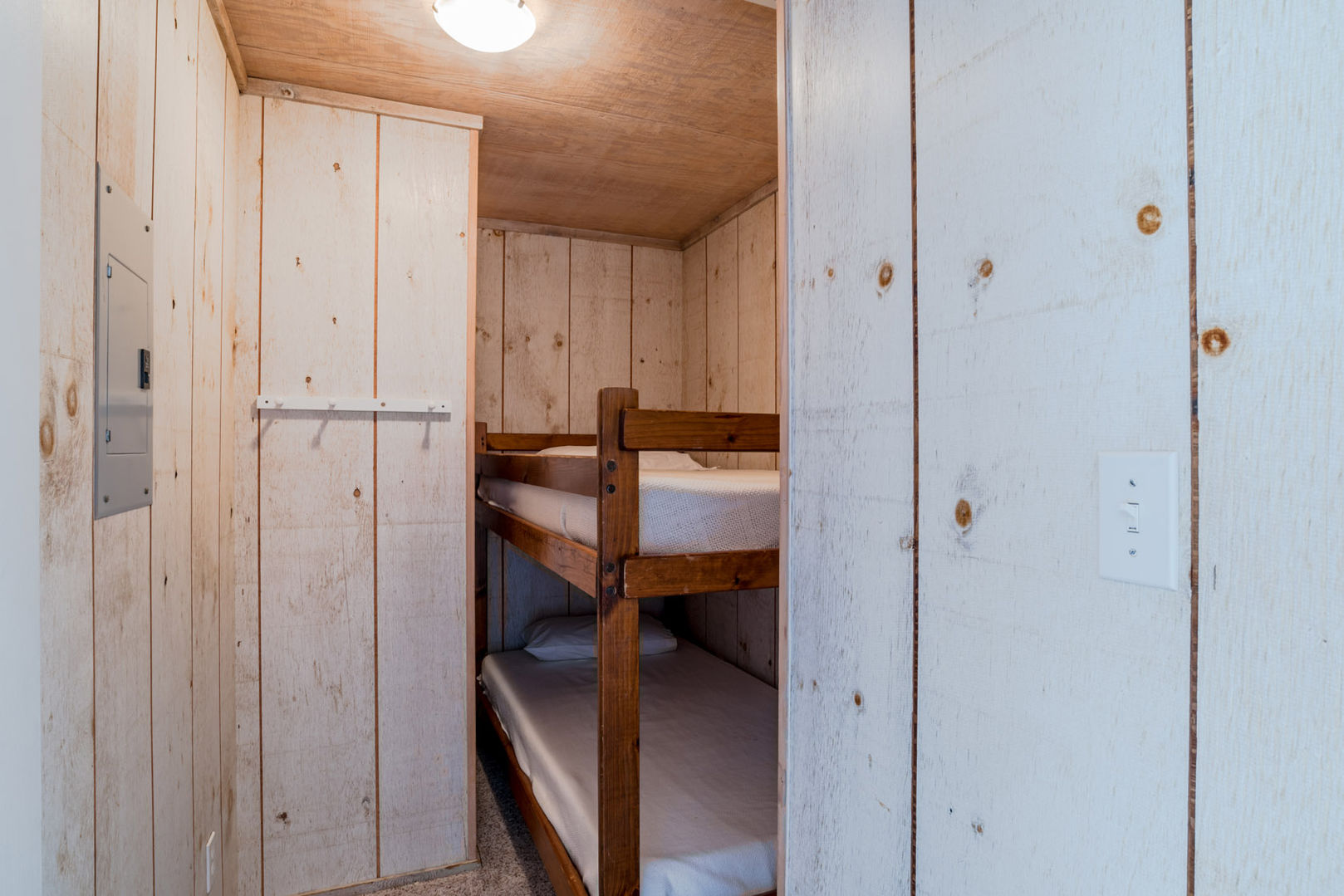 Small Room with Bunk Bed.