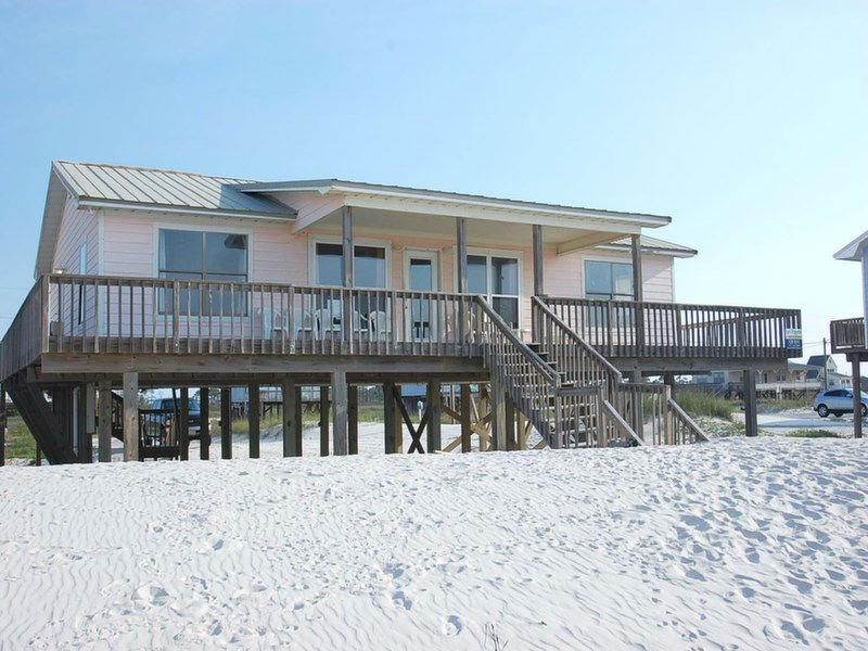Beachfront Bellingrath Sleeps 14!