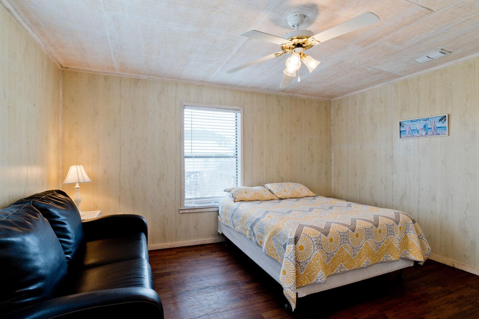 Spacious Guest Room Sleeps 4