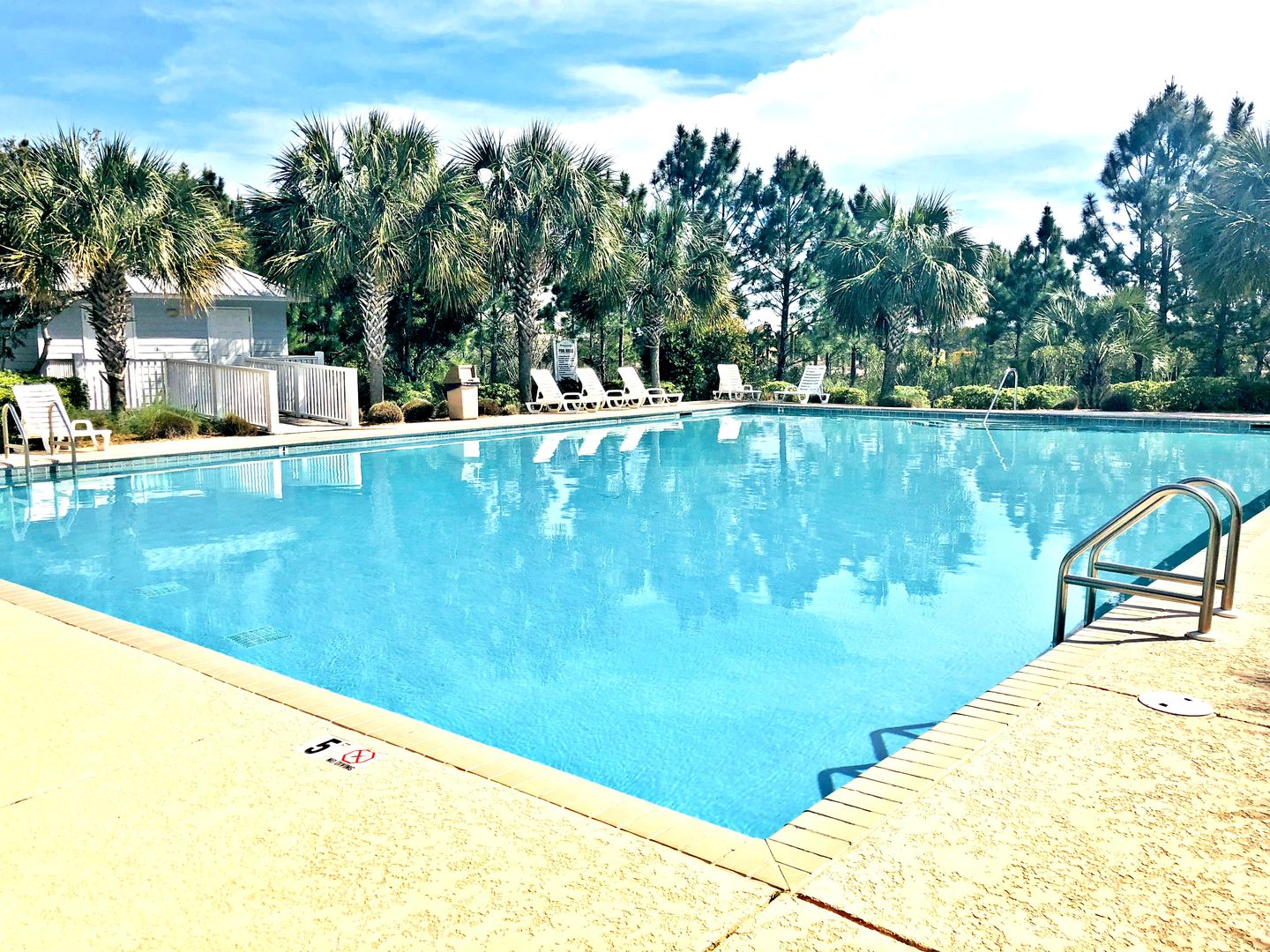 Guests Can Enjoy Two Community Pools.