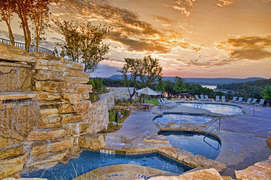 Resort Spa Pools/Hot Tub
